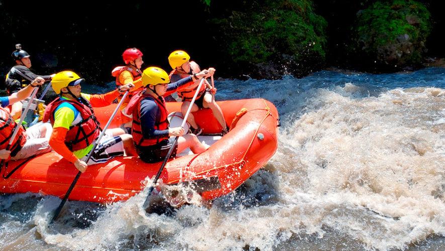 Aventura de rafting en el Río Coyolate | Agosto 2019