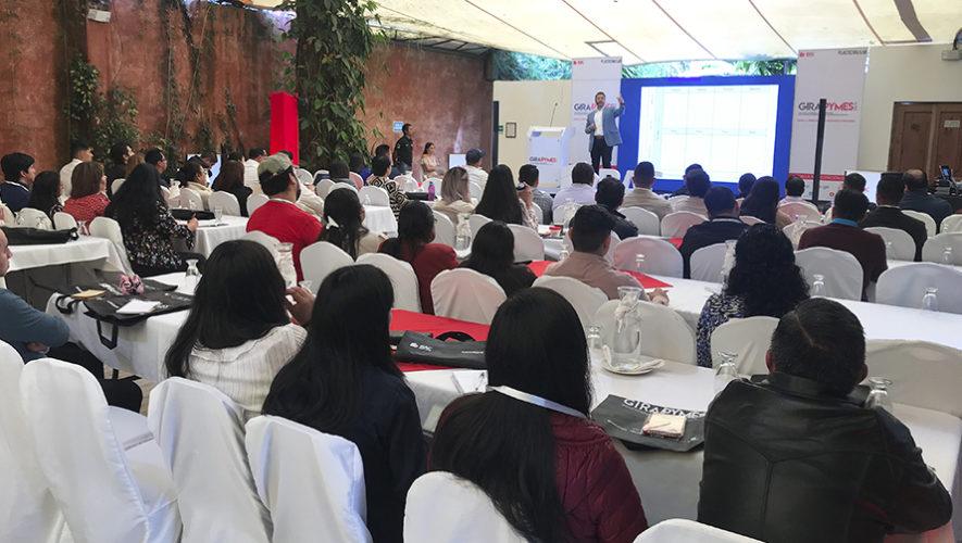 BAC Credomatic capacita a miles de empresarios con Foro PYMES 2019g