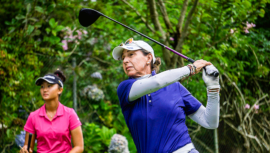 Beatriz de Arenas fue primer lugar en el North & South Amateur Championship 2019