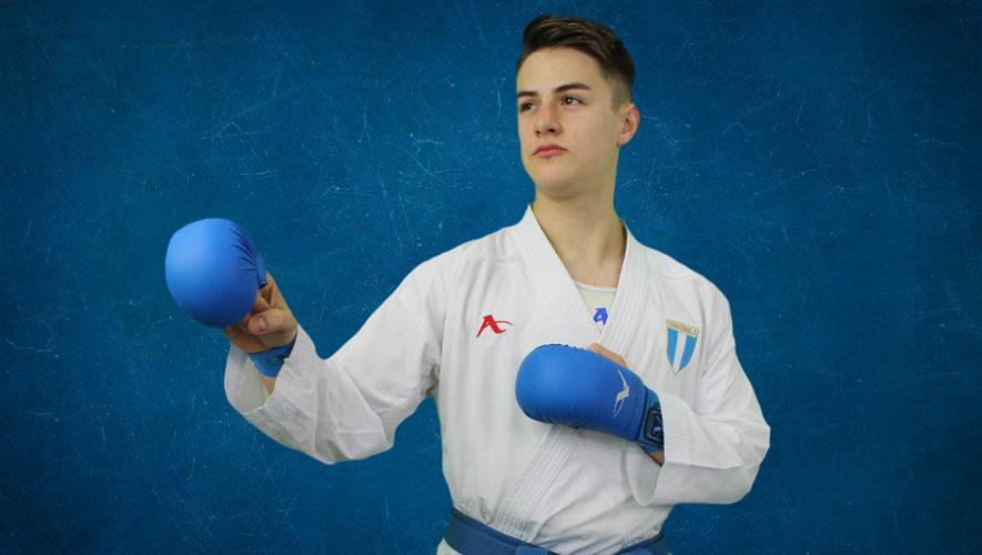 Christian Wever se preparará en Kazajistán con miras a los Juegos Olímpicos de Tokio 2020