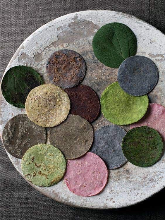 Colores de tortillas