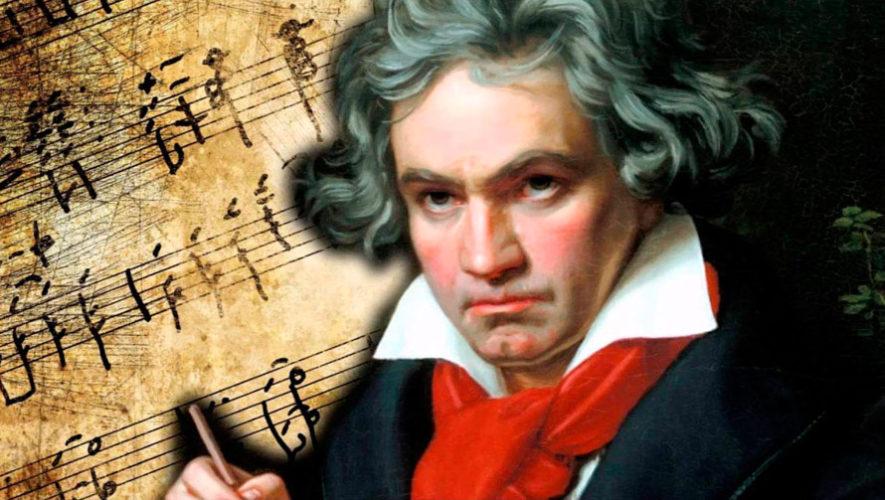 Concierto de Beethoven, por la Orquesta del Conservatorio, en San Lucas Sacatepéquez | Agosto 2019