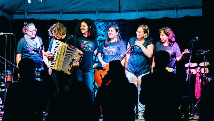 Concierto de Na'ik Madera junto a Sara Curruchich | Agosto 2019