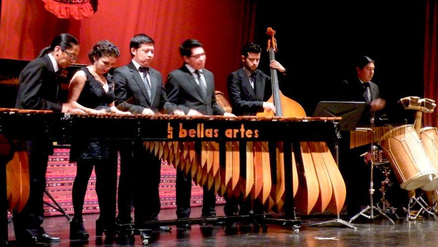 Concierto de gala de la Marimba de Bellas Artes | Agosto 2019