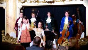 Concierto gratuito de óperas barrocas en el Palacio Nacional   Agosto 2019