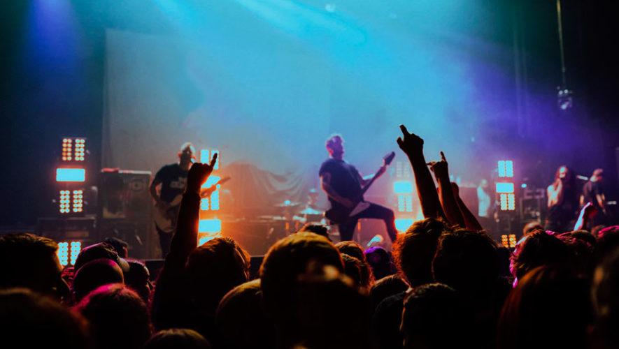 Concierto gratuito de rock en español en el Centro Histórico | Agosto 2019