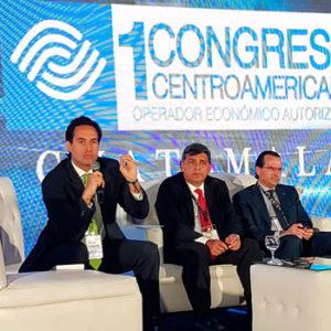 Congreso Operador economico autorizado Guatemala 2019