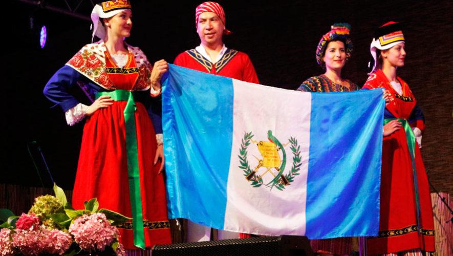 Cuarto Festival Patrio con música y danzas de Guatemala | Septiembre 2019