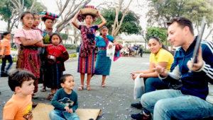 Cuentacuentos gratuitos en varios lugares de Antigua Guatemala | Septiembre 2019