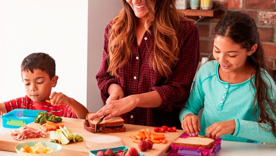 Curso para ayudar a tus hijos a comer saludable | Agosto 2019
