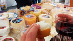 Degustación de quesos en el Centro Histórico | Agosto 2019
