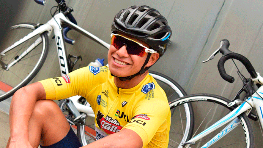 Edwin Sam conquistó el título de la Vuelta Internacional del Porvenir 2019