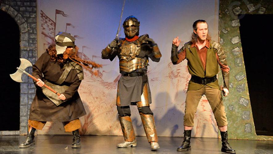 El Caballero de la Armadura Oxidada, obra de teatro para niños | Agosto 2019