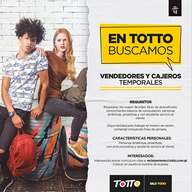 Empleos en Guatemala para jóvenes