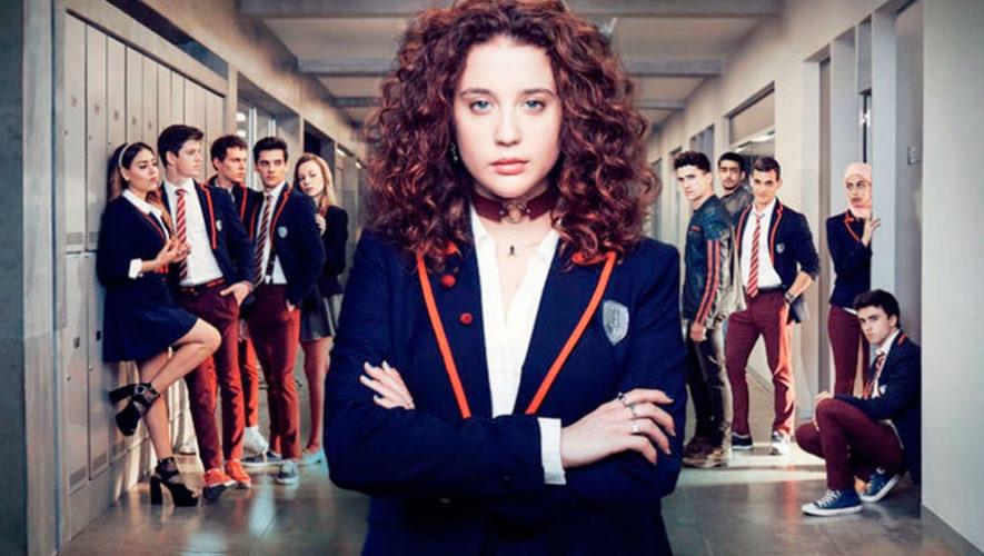 Estreno de la segunda temporada de Élite en Netflix, Guatemala | Agosto 2019