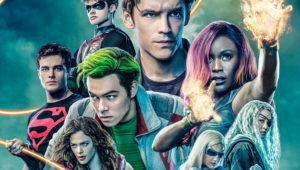 Estreno de la segunda temporada de Titanes en Netflix, Guatemala   Septiembre 2019