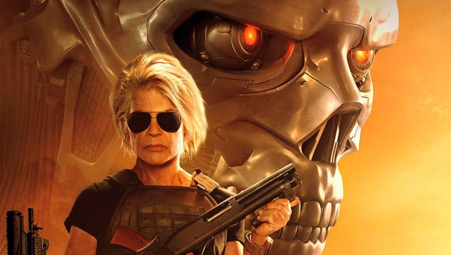 Estreno en Guatemala de la película Terminator: Destino Oculto | Octubre 2019