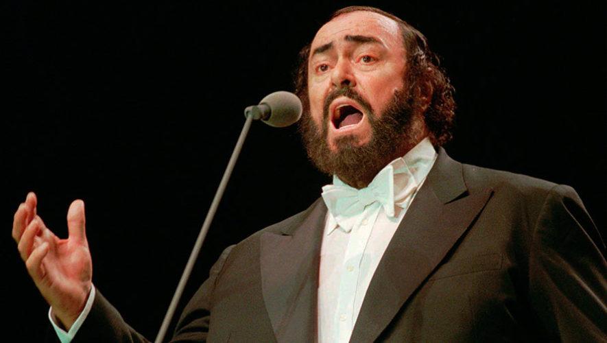 Proyección en Guatemala del documental Pavarotti | Septiembre 2019