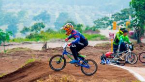 Evento de BMX C1 de Invierno en Quetzaltenango   Agosto 2019