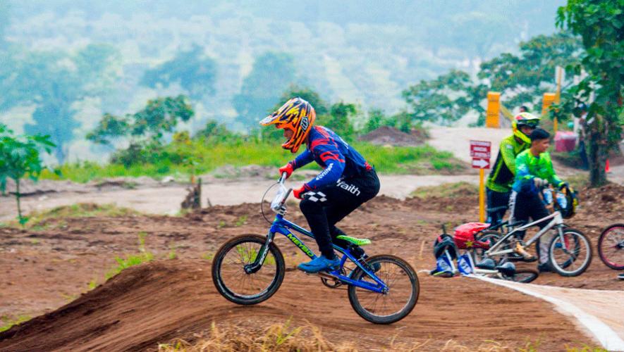 Evento de BMX C1 de Invierno en Quetzaltenango | Agosto 2019