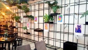Exposueños 2019, exposición y venta de arte por la educación   Agosto - Septiembre 2019