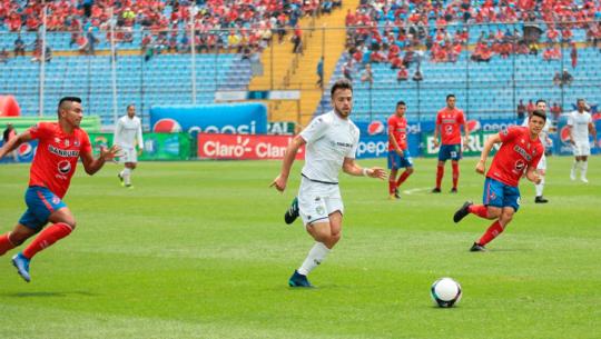 Fecha, hora y transmisión del clásico 307 Municipal vs. Comunicaciones, Torneo Apertura 2019
