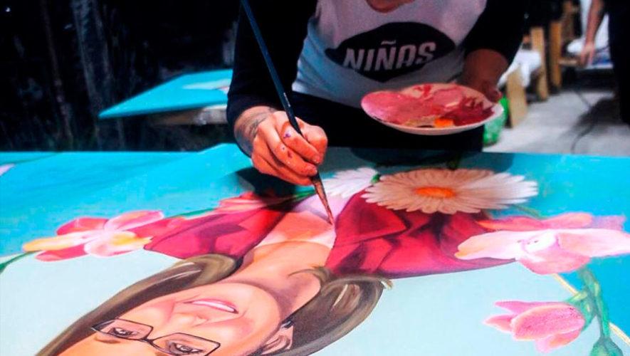 Festival familiar de arte urbano en Ciudad de Guatemala | Septiembre 2019