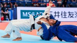 Guatemala se hizo presente en el Mundial Senior 2019 en Japón