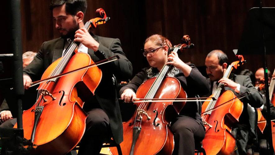 Homenaje a Beethoven por la Orquesta Sinfónica Nacional | Septiembre 2019