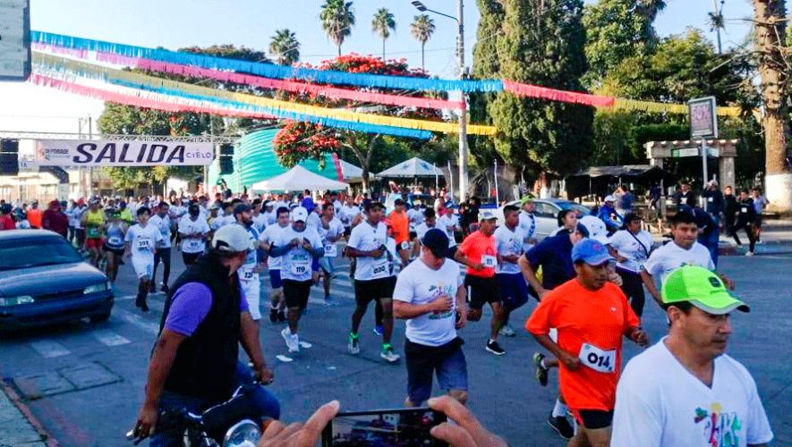 II Media Maratón 21K Jalapa   Noviembre 2019