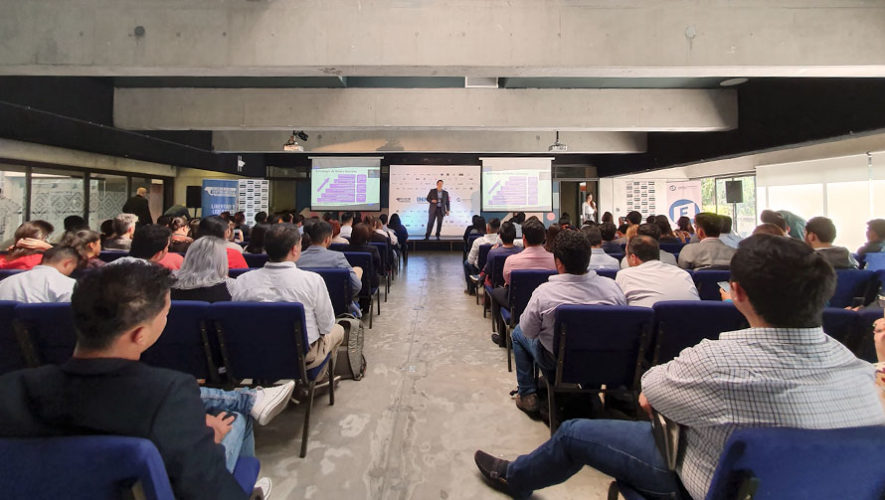 Innovate Summit 2019 Guatemala Emprendimiento