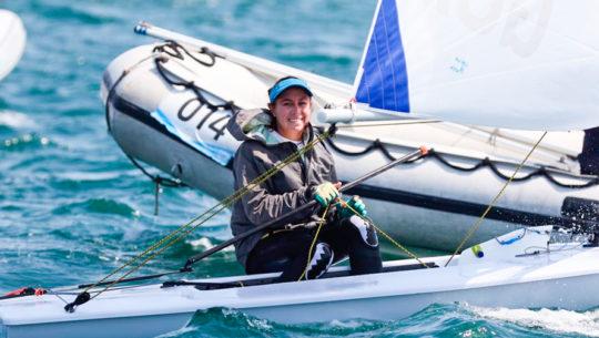 Isabella Maegli logró su plaza para Juegos Olímpicos de Tokio 2020
