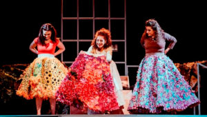 Las Tres, obra de teatro dramática en Antigua Guatemala | Agosto 2019