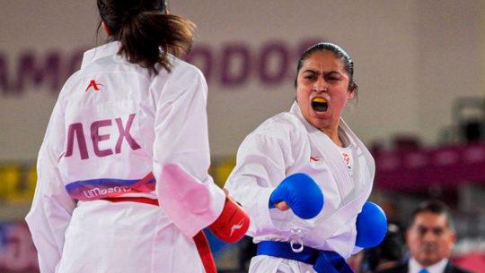 Lima 2019: Cheili González sumó su cuarta medalla en Juegos Panamericanos