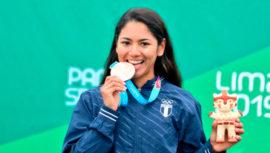 Lima 2019: Dalia Soberanis ganó medalla de bronce en patinaje en los Juegos Panamericanos