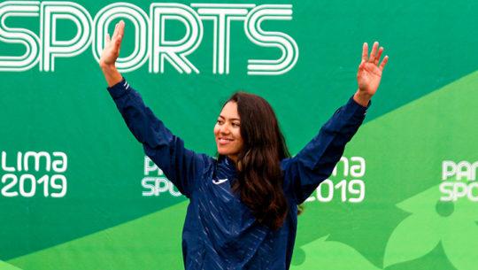 Lima 2019: Dalia Soberanis se colgó su segunda medalla en Juegos Panamericanos