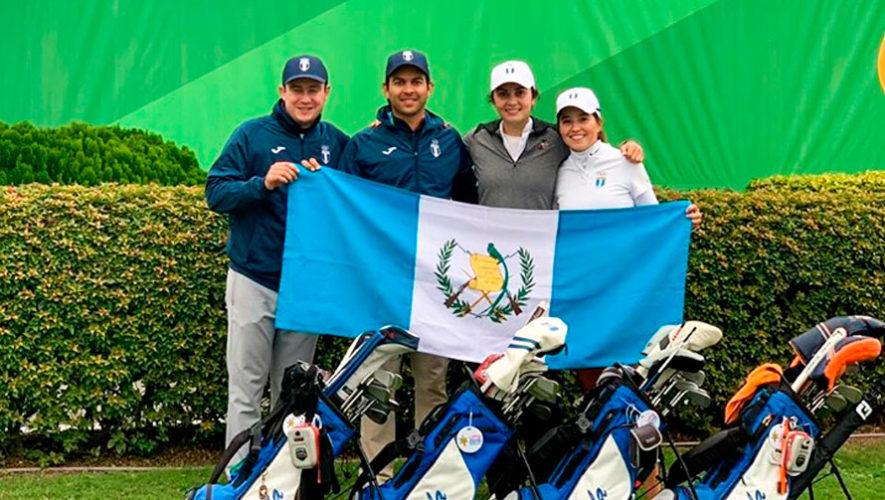 Lima 2019: Guatemala culminó con oro en golf de los Juegos Panamericanos