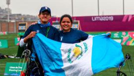 Lima 2019: José del Cid y María Zebadúa entran a la historia de los Juegos Panamericanos