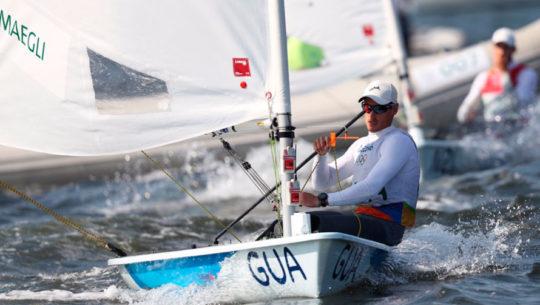 Lima 2019: Juan Maegli ganó medalla de oro en láser estándar en los Juegos Panamericanos