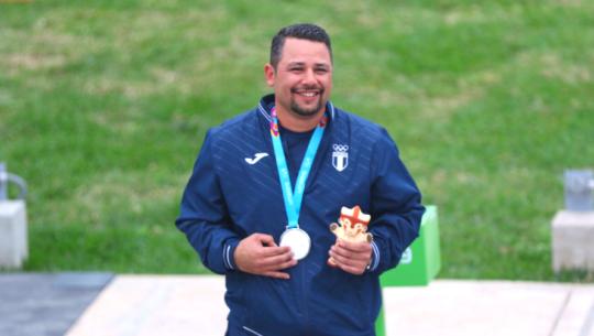 Lima 2019 Juan Schaeffer consiguió la plata de skeet en los Juegos Panamericanos