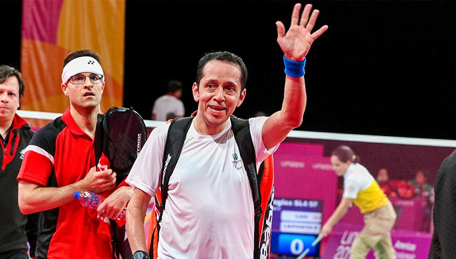 Lima 2019: Raúl Anguiano se colgó el oro para Guatemala en los Juegos Parapanamericanos