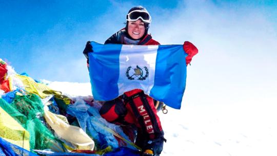 Los guatemaltecos que han conquistado la cumbre del Monte Everest