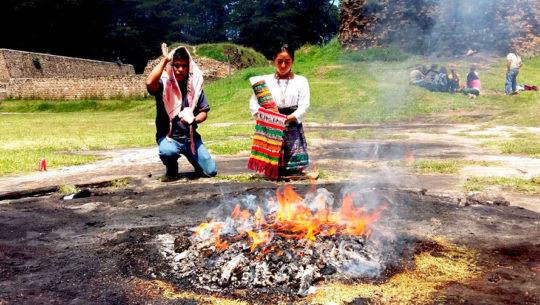 Lugares sagrados de los pueblos indígenas de Guatemala