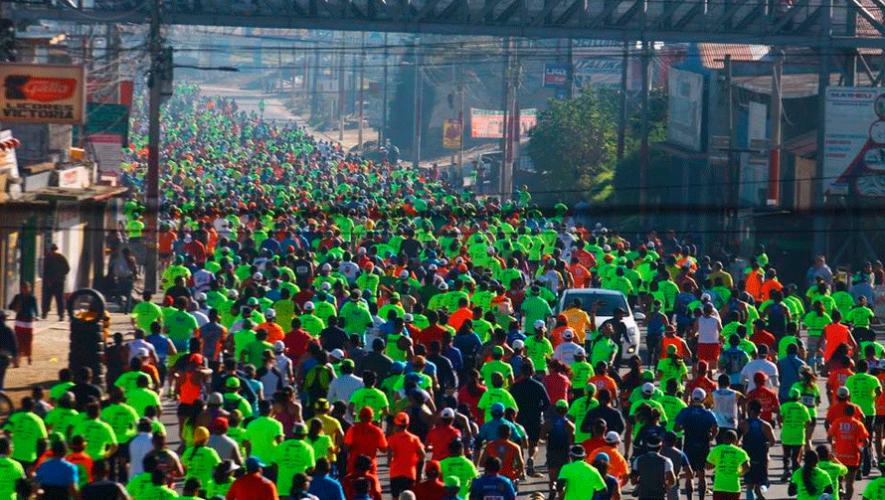 Media Maratón Xela 21K en Quetzaltenango | Octubre 2019