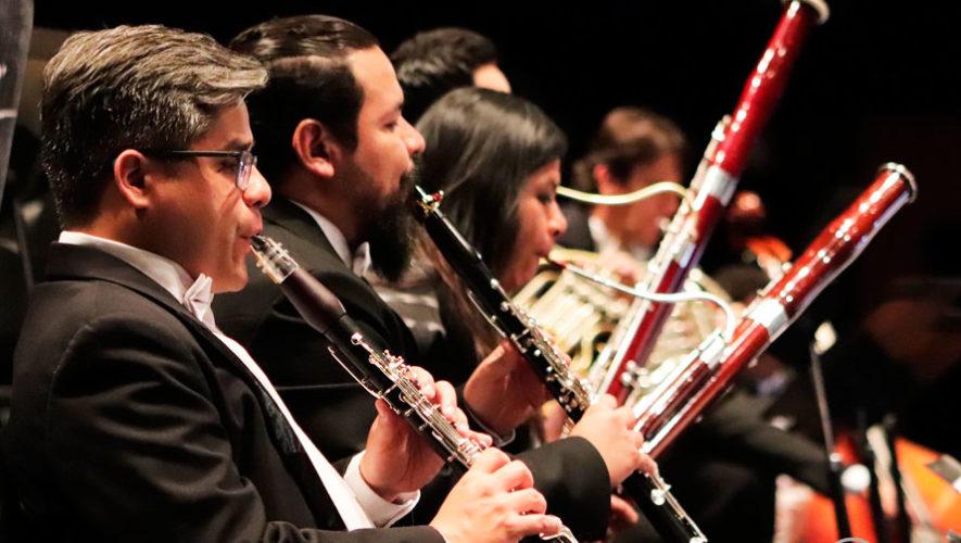 Música y Naturaleza, concierto de la Orquesta Sinfónica Nacional | Agosto 2019