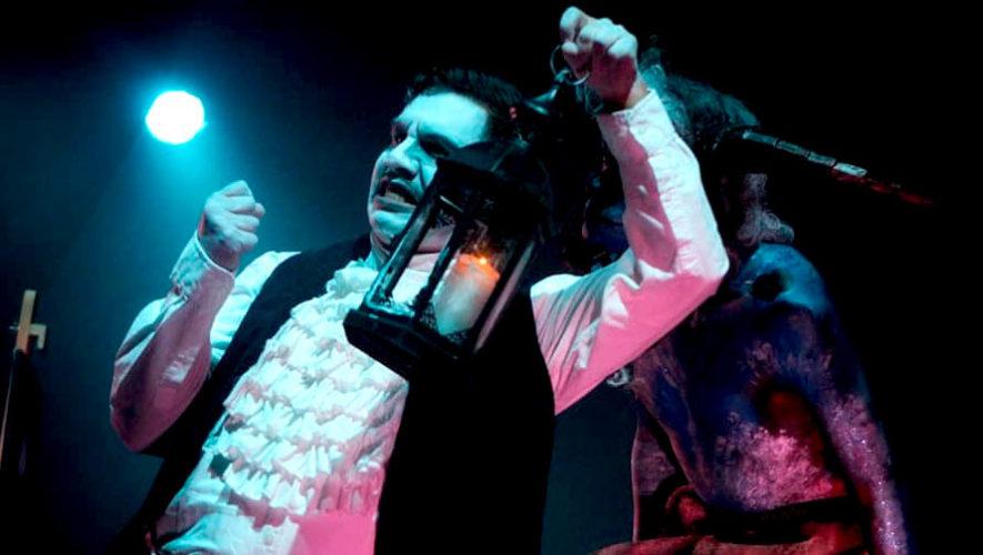 Obra de teatro El Gato Negro, de Edgar Allan Poe | Octubre 2019