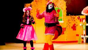 Obra de teatro infantil La Ratita Presumida | Octubre 2019