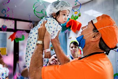 Operaciones gratuitas niños