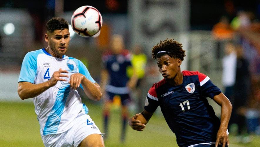 Partido de Guatemala vs. Anguila, Liga de Naciones C de la Concacaf | Septiembre 2019