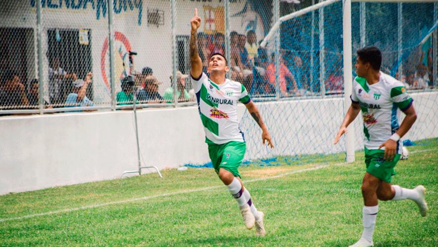 Partido de vuelta Antigua GFC vs. Forge FC por la Liga Concacaf | Agosto 2019
